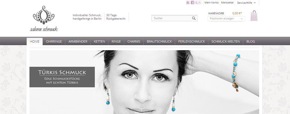 Schmuck-Online-Shop