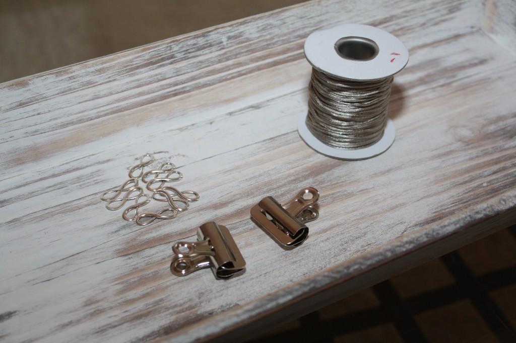 DIY Armband - Material