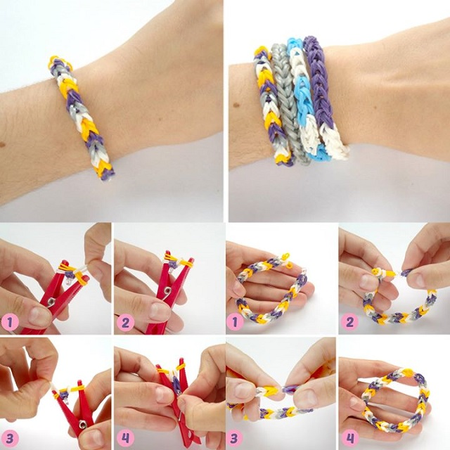 Rubber-Band-Bracelets-DIY