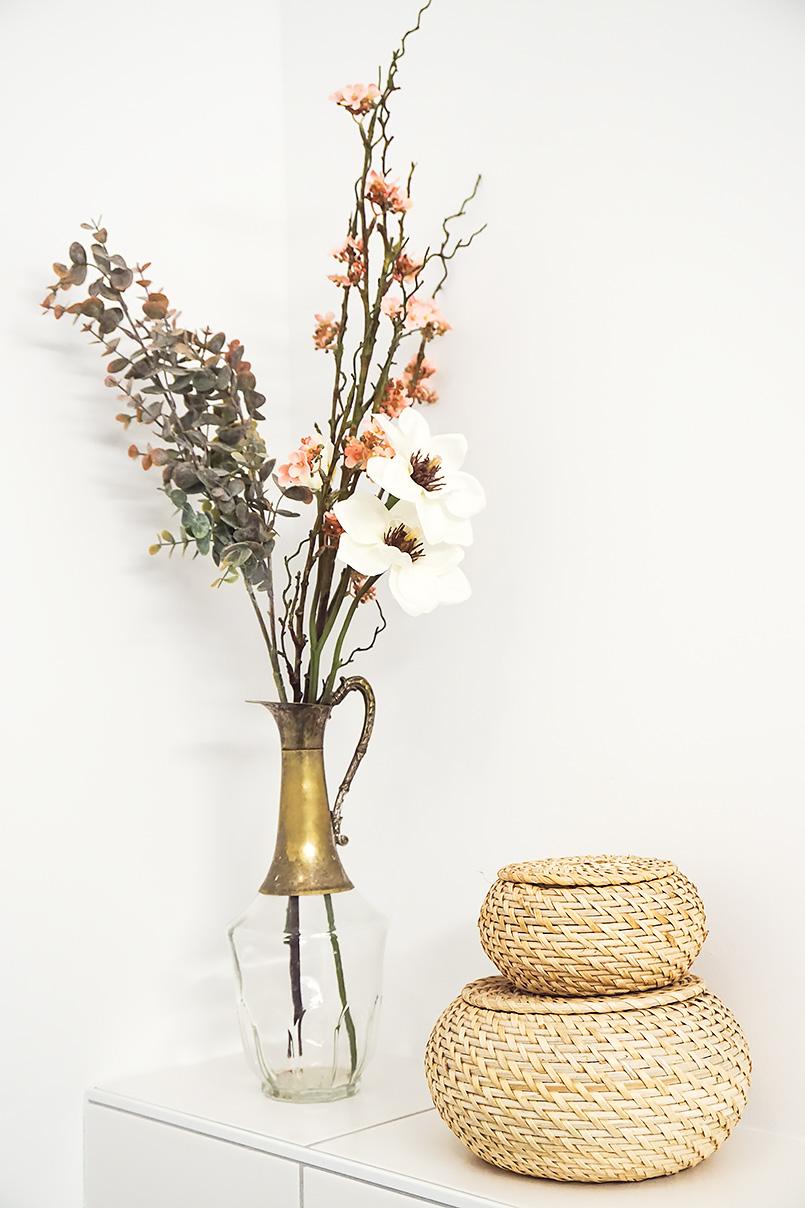 huebsche kunstblumen