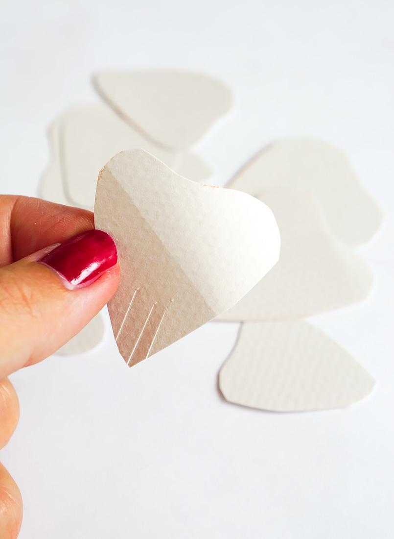 papierblumen diy
